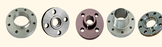 Carbon Steel Flanges and Forgings